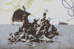 Banksy, Calais
